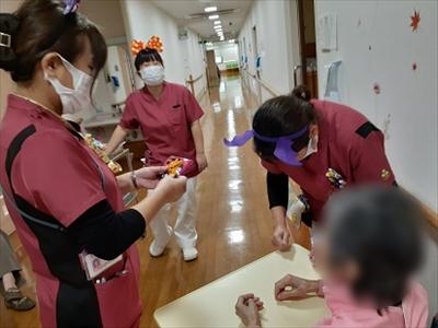 富田町病院2020ハロウィン